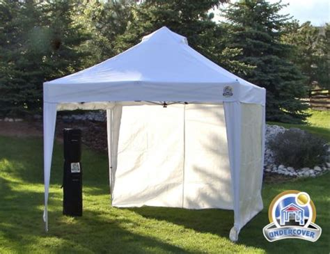 undercover    super lightweight commercial aluminum popup shade canopy package