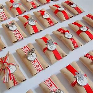 Calendrier Avent Rouleau Papier Toilette : calendrier de l 39 avent en rouleaux de papier toilette emballages noel avent noel et calendrier ~ Farleysfitness.com Idées de Décoration