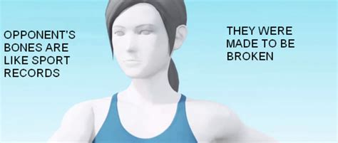 Wii Fit Trainer Meme - image 567791 wii fit trainer know your meme