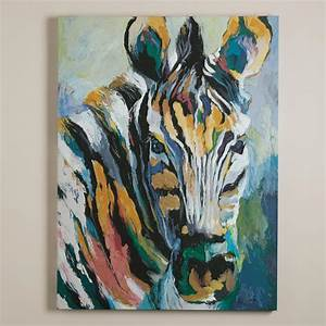 """Safari Zebra"" by Frank Parson 