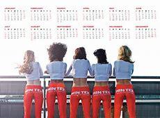 Promotional Calendar – Mintex Brakes Pure Creative