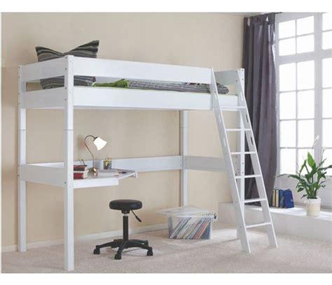 chambre ado fille avec lit mezzanine chambre ado lit lit mezzanine malicio 90x190cm