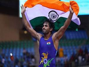 Bajrang Punia & Vinod Kumar Make India Proud, Bag Silver ...