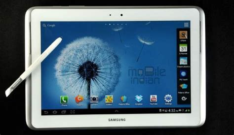 review samsung galaxy note 10 1 n8000