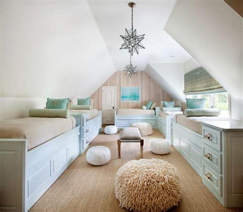 deko schlafzimmer ideen buchemöbel dachgeschoss einrichten ein optimales und charmantes
