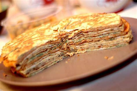 cuisiner des cepes frais des omelettes comme un gâteau le frigo magique