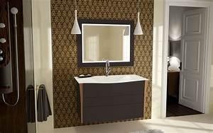 meubles salle de bain decotec collection bellagio With meuble salle de bain decotec