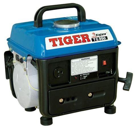 China Gasoline Portable Generator (tg950dc)