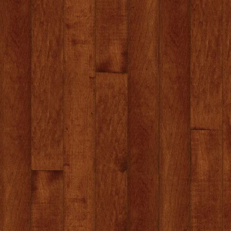 hardwood shop shop bruce kennedale 2 25 in cherry maple solid hardwood flooring 20 sq ft at lowes com