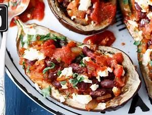Pferdemist Für Tomaten : gef llte auberginen mit tomaten und feta f r den thermomix rezept eat smarter ~ Watch28wear.com Haus und Dekorationen