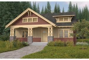 eplans craftsman house plan bungalow craftsman single