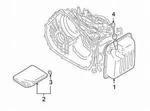 Chrysler Sebring Automatic Transmission Filter O