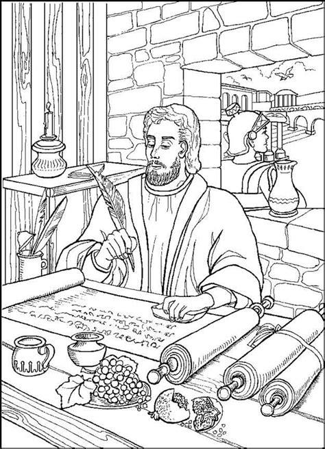 Kleurplaat Mattheus 13 by Kleuren Nu Paulus Schrijft Brieven Kleurplaten