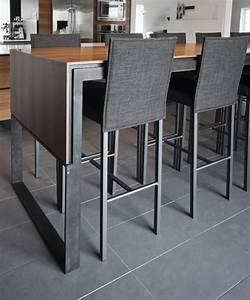 Table Haute Cuisine Design Table De Lit
