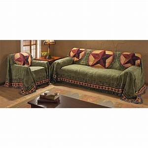 Western sofa covers rustic adirondack sofa cover reclaimed for Country western sofa covers inspiration