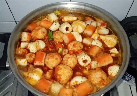 Resep tomyam adalah resep masakan yang sederhan, praktis dan mudah dibuat di rumah dengan rasa yang resep tomyam sederhana. Resep Home made suki kuah tomyam granat ala cici achy oleh Cici Achy - Cookpad