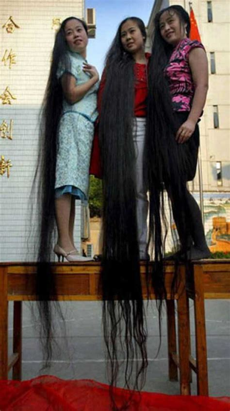 people    ridiculously long hair page