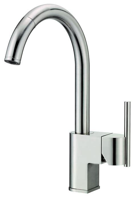 danze d457144ss como single handle pull down kitchen