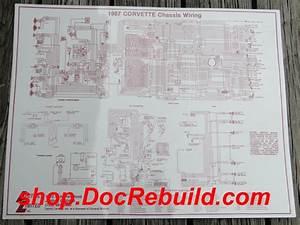 1967 Lectric Ltd Corvette Wiring Diagram