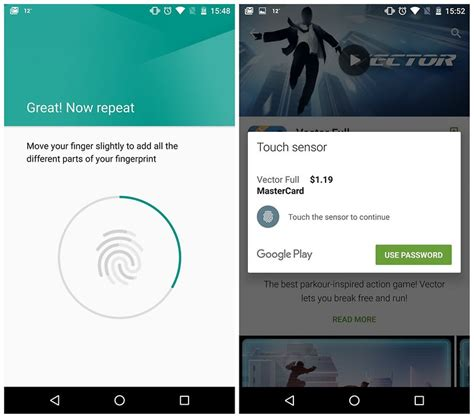 android fingerprint android 6 0 marshmallow all the key features explained