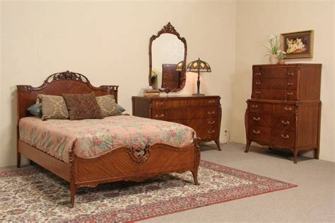 style 1940 39 s vintage joerns 4 pc size bedroom set