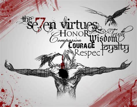 The Se7en Virtues By Silentarmageddon On Deviantart
