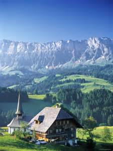 Emmental Valley Switzerland