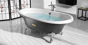 Baignoire Patte De Lion : la baignoire s de bain ~ Melissatoandfro.com Idées de Décoration