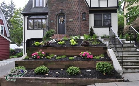 ideas for gardens in front of house stunning front garden design ideas pictures full shade