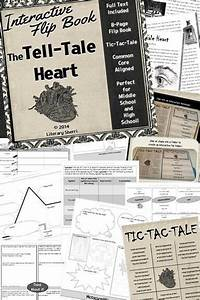 Tell Tale Heart By Edgar Allan Poe  Interactive Flipbook