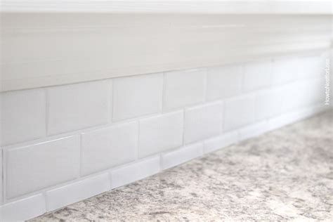 Self Adhesive Backsplash Tile : Self-adhesive Kitchen Backsplash