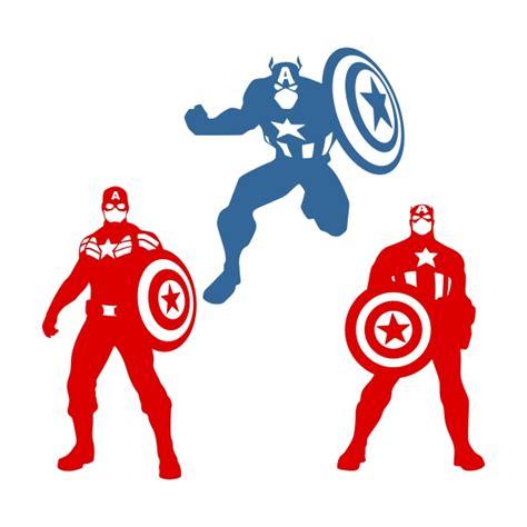 capt america logo 1 captain america cuttable design