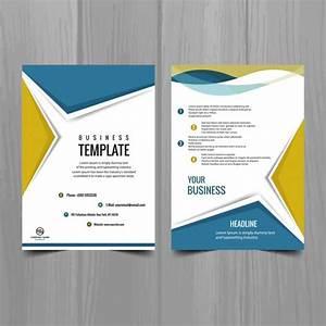free templates for catalogue design - modern brochure design vector free download