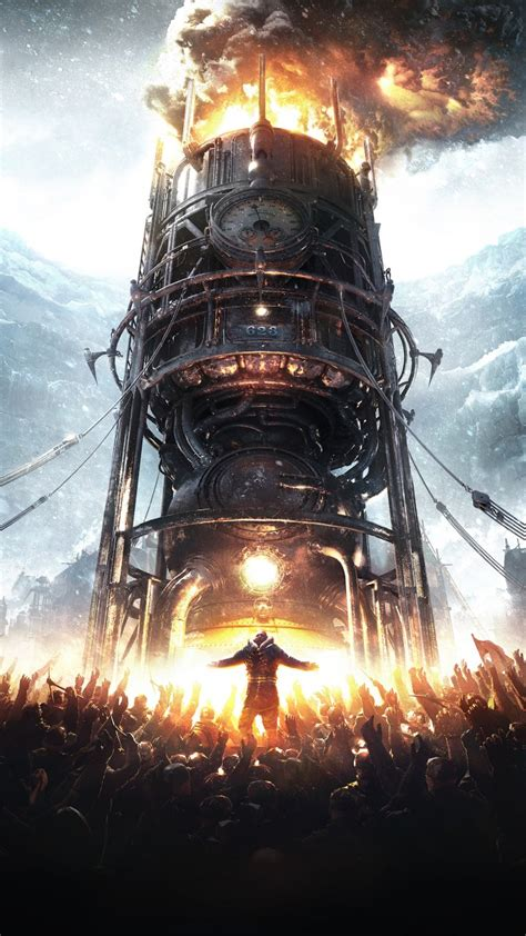 frostpunk  game wallpapers hd wallpapers id