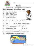 1000 images about grammar on pinterest nouns worksheet worksheets and have fun