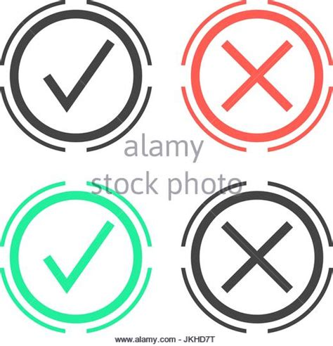 Tick Symbol Stock Photos And Tick Symbol Stock Images Alamy