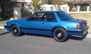 Pony Car Unicorn: 1990 Mustang Notchback 5.0
