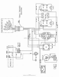Single Phase Wiring Diagram On Generator