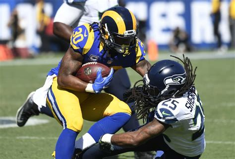 nfl power rankings week  los angeles rams defeat