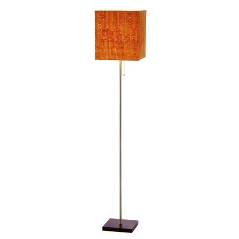 Adesso Sedona 1 Light Floor L L Brilliant Source Lighting