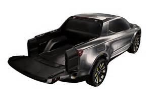 Hyundai Crossover Santa Cruz Concept Truck