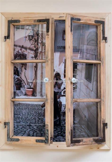 Alte Fensterrahmen Gestalten by Nachdem Ich Mir Alte Holzfenster Besorgt Habe Ging Es An