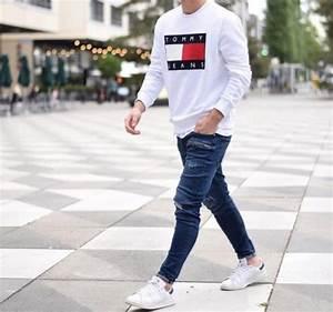Tommy hilfiger sweater | Tumblr