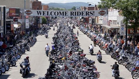Everything You Should Know About Sturgis Bike Rally