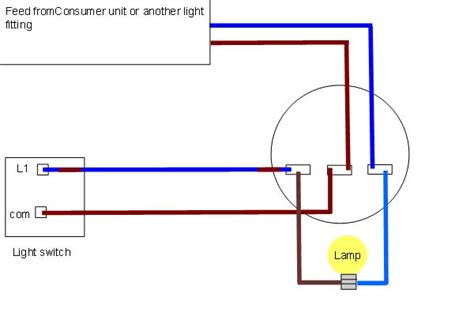 wiring up a light switch ceiling rose wiring diagrams harmonised colours light