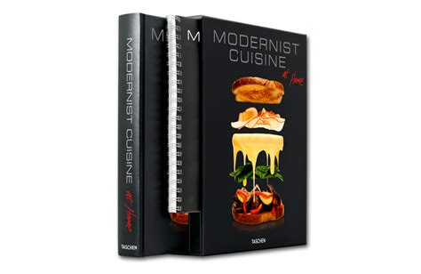 taschen cuisine modernist cuisine at home
