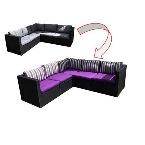 housse canapé extérieur housses pour coussins de canapé extérieur 4 assises 4