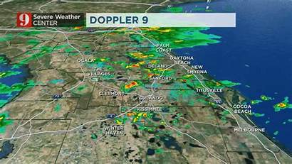 Florida Cold Wet Central Scattered Showers Follows