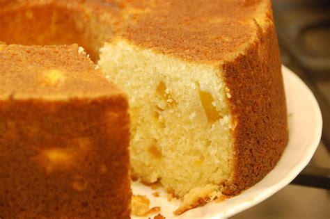 mango butter cake adding fruit to a basic butter cake