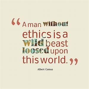 Ethics Quotes Wallpaper QuotesGram